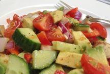 Salads / by Nicole Dierks