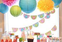 Party ideas / by Gabi Nadal