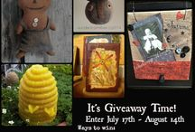 Our Giveway! / July 2014 Giveaway on PHM