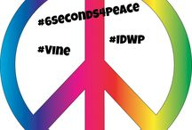 #6Seconds4Peace / Please pin about peace, Especially your vines!!
