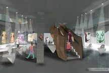 University Major Design Project / An entertainment and activity centre focusing on young adolescents.