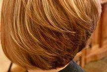 Rambut bob pendek