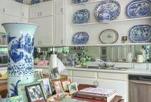 Delft ware plates