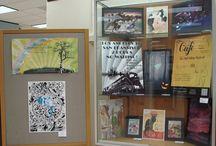 Palomar Library Displays