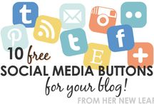 Blogging & Social Media  / by Kimberlees Korner
