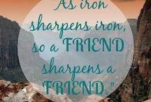 Fellowship & Friendship / Love me some fellowship! :)