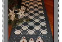 Quilting Ideas / by Louise Hammett
