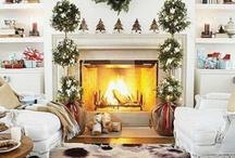 Christmas Decor / by Deanna Kenisell