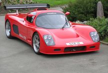 Ultima GTR. Fast as hell.