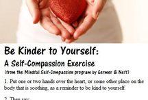 Self Care & Compassion / by Jodi Hickenlooper