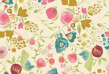 Fabric pretties / by Melissa Abuel