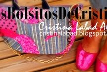 los bolsitos de Cristina / by Cristina Labad Aldai