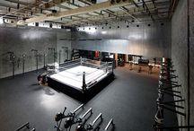 Boxing Gym Idea