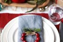 Christmas Entertaining / Get Festive with Barbara Segal's Holiday Entertaining Tips and Ideas