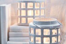 Lanterne ceramica primav