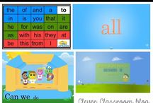 Elementary Word Work and Vocabulary / Ideas and resources for teaching sight words, vocabulary, and spelling