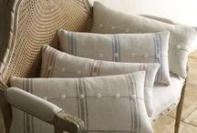 Fabric ideas / by Jill Fagerholm