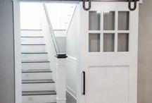 lépcsőre ajtó