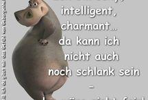 Lustige Sprüche / Lustige Sprüche, Comic