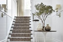 Foyers / Foyer + Entryway ideas and decor.