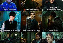 Harry freakin' Potter!