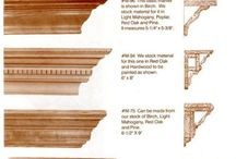 mantels, fireplaces