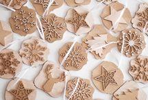 Christmas laser cut