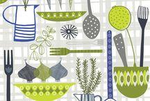 Patterns / Pattern designs by Eva Finch