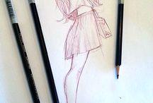 Drawings&Paintings ✏