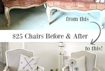 Reupholstered Furniture