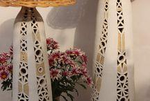 keramika lampy