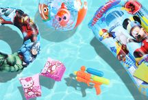 Pool Party! / Grab your bathing suits, grab your floaties! The sun's out and it's time to splash and play!