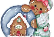 Ginger bread cuteness