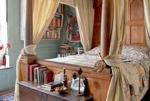 Bedrooms to dream in / by Laura Jernigan