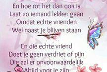 Nederlandse spreuken, quotes etc
