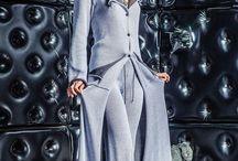 S_007 Пальто приталенное, дл.130 см, цвет белый