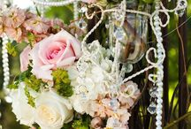 Wedding Decor / Flowers, Antiques, anything to create ambience!