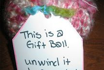 Ways to give a gift