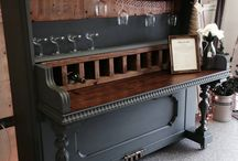 Furniture From Piano