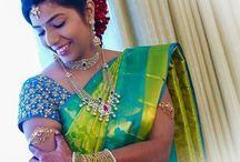 South Indian Bridal Diamond Jewellery / Click here for stunning South Indian Bridal Diamond Jewellery