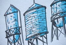 Water Towers / by Jeb Matulich