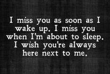 I miss you so