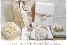 WRAPPING AND PACKAGE IDEAS