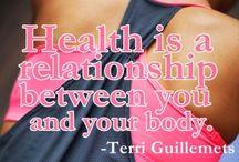 Health & Wellness / by Nicole Brodeur