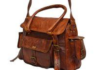 Vintage Leather Satchels