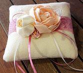 Cojines bodas - Pillow weding