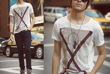 man fashion casual