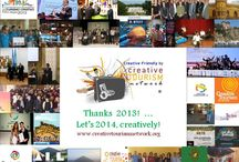 Let's 2014, creatively!