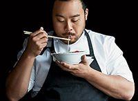 cheff&food photo