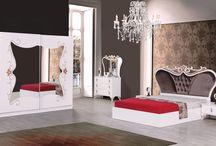 Avangard Yatak Odası / Develi Mobilya'nın Avangard Yatak Odası ürünlerini bu Pano'don inceleyebilirsiniz!...